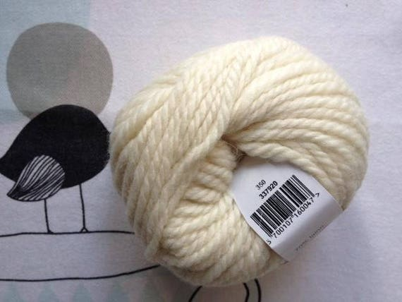 WOOL Ecru - Fonty POLE