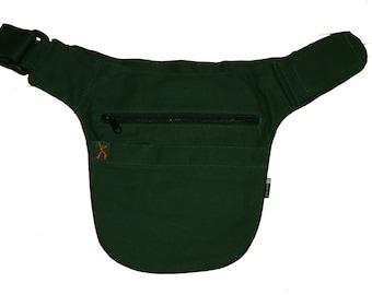 5d37ce23a EARTH MODEL - Utility belt marsupio pocket festival travel holster borsa  cintura pouch leg hip bag fondina tracolla tasca portadocumenti