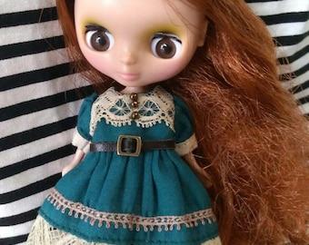 Petite blythe doll dress ....A