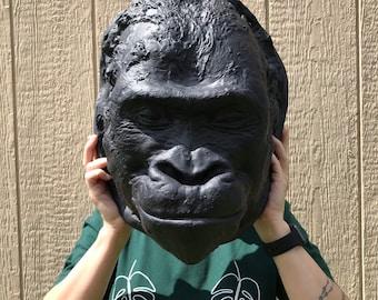 Gorilla deathmask