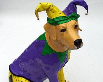 Chester the Jester by Arlene Sullivan  (adopt)