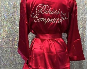 Competition Robes- Bikini Competitors