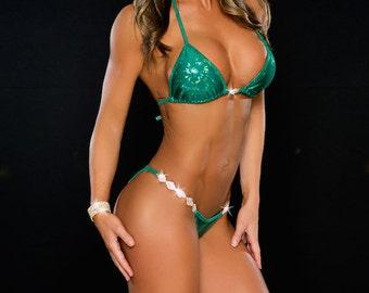 Emerald City  Hologram Competition Bikini
