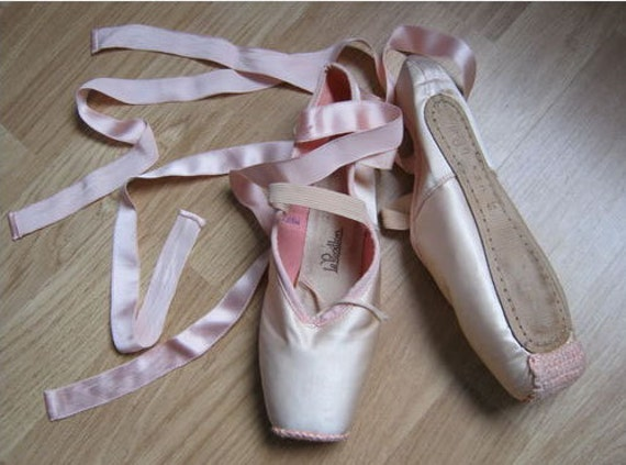 BALLET Pointe shoes  dance  shoes  pointe shoes