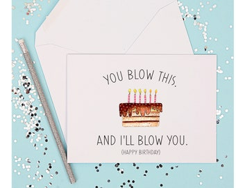 Funny electronic sexual birthday cards