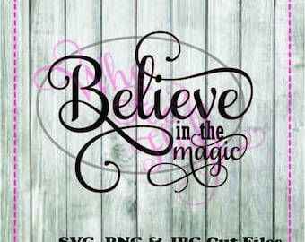 49+ Smile Breathe And Believe In Magic SVG