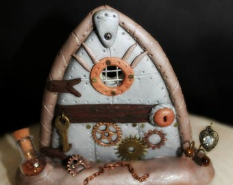 Fairy Door for Steampunk Fairies
