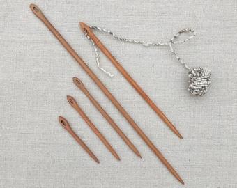 Weaving Needle for Tapestry, Nalbinding, Toothbrush Rug Weaving