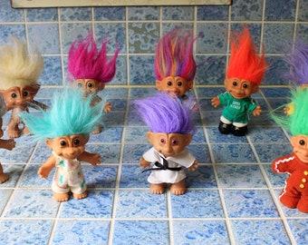 items similar to valentine troll doll on etsy