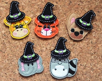 Add a little Halloween Witch Hat to your badge reel purchased from The Badge Patch   1720