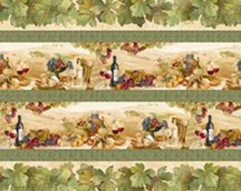 Vino Bellisimo by Wilmington Prints  Q1651-60769-173  By the Yard