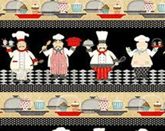 In the Kitchen by Wilmington Prints  Q1828-82431-923  By the Yard