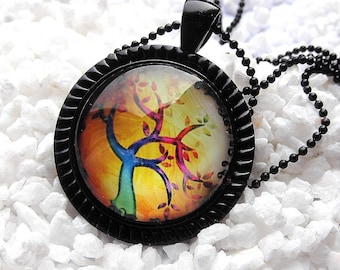 Tree of life necklace tree of life necklace