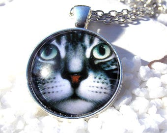 Necklace cat cat