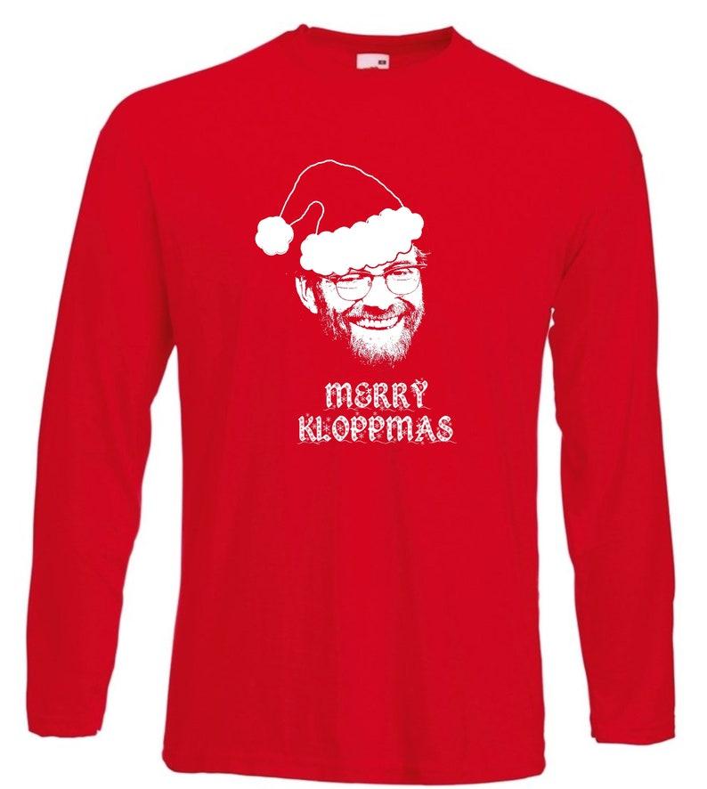 ac5ece0c9 Merry Kloppmass Christmas Jurgen Klopp Of Liverpool FC | Etsy