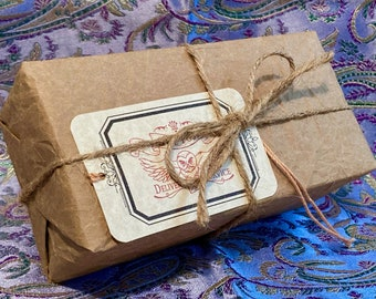 MINI Magical Mystery Box *READ DESCRIPTION* Harry Potter Theme Customized Made-to-order