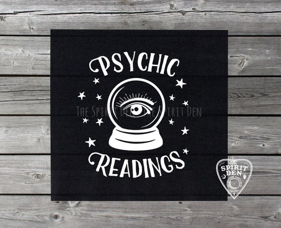 Psychic Readings Crystal Ball Altar Cloth | Tarot Card Cloth | Ritual Cloth  | Tarot Reading Cloth | Witchcraft | Witch Gift | Tarot Gift