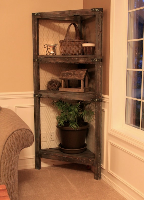 Looking To Purchase This Unit: Rustic Farmhouse Shelving Unit