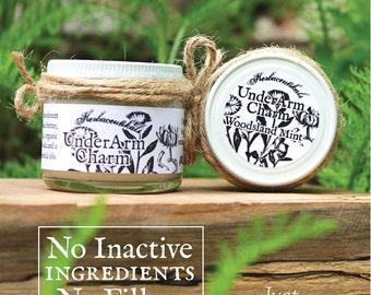 Natural Deodorant // Organic Deodorant // Vegan // Cruelty Free // Aluminum Free 100% natural