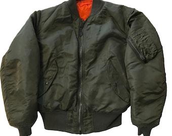 6e0c3ca9c Ma 1 flight jacket