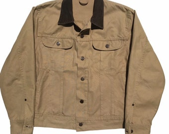 d1d2cd2657fc4 Vintage Filson Jacket Mens Size S/M Trucker Jacket Workwear