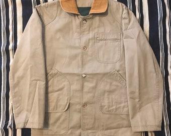063b25fe9 Vintage 1970s-80s Lacoste Field Jacket Mens Size S M