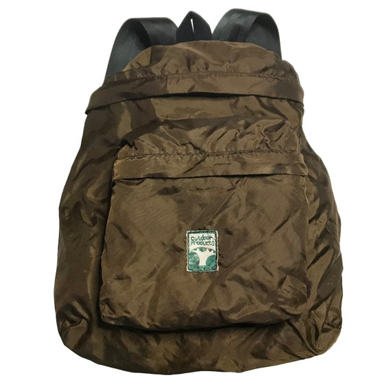 Vintage 1970s-80s Outdoor Products Hiking Backpack