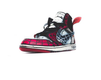 773f68b559c8 SPIDEY inspired off white Jordan 1
