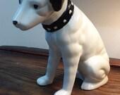 Nipper the RCA Dog 7 quot Ceramic Statue