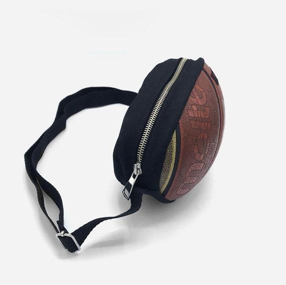 man bd she athletic man athletic Basketball player he athletic Basketball gift Hip bag leather hip bag big Basketball man Christmas