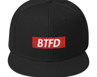 BTFD Box Snapback