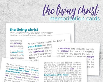 photograph regarding The Living Christ Printable titled The dwelling christ Etsy