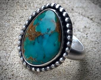 Royston Ring, Royston Turquoise Ring