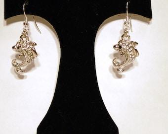 Earrings Dolphins ER04