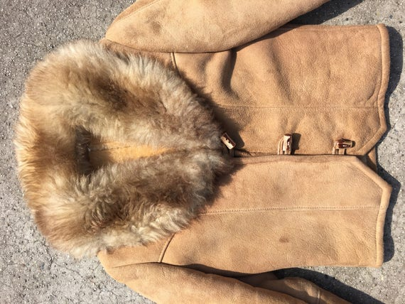 1970's Almost Famous Suede Jacket