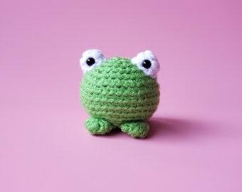 Frog Plush Toy / Pocket Critter /