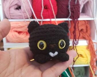 Cat Portrait / Personalized Cat Plush / Custom Pocket Critter