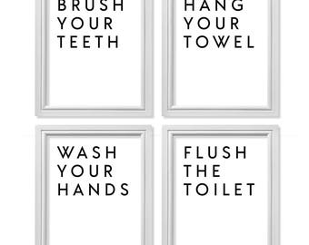 photo about House Rules for Kids Printable referred to as Solutions equivalent toward Clean Your Fingers Signal, Progressive Clean Your
