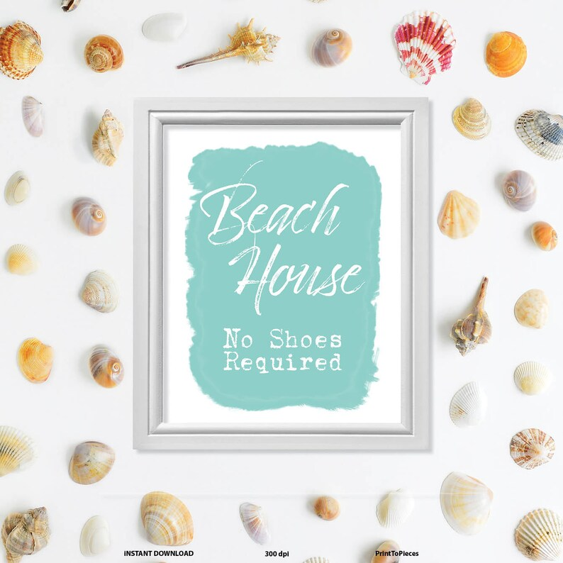 Beach Quotes Beach Sayings Welcome Sign Entry Sign Shoe Etsy