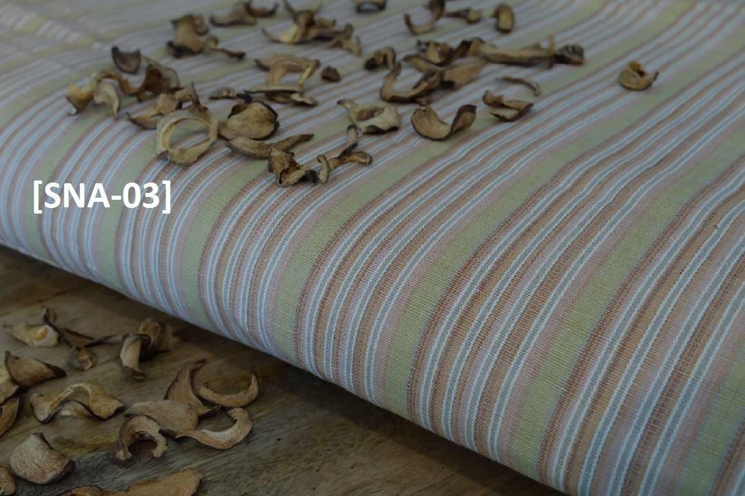 Rouleau Rouleau Rouleau de 50 m tissage Ikat tissu rayé colorant naturel (gros indonésienne rayée vert crème Ikat) #SNA-03 bc80ec