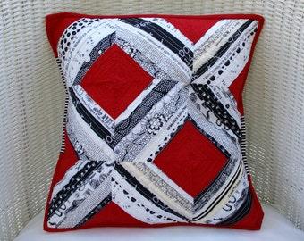 PDF Pattern - Modern Selvage Pillow