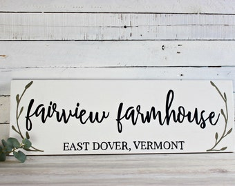 Farmhouse Kitchen Wall Decor, Farmhouse Sign, Farmhouse Kitchen Sign, Farmhouse Wooden Sign, Farmhouse Wood Sign, Farmhouse Wall Decor