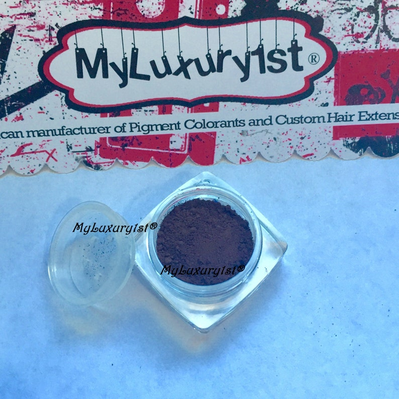 Darkest Brown Eye Brow Color Filling Sculpting Powder Fill in image 0