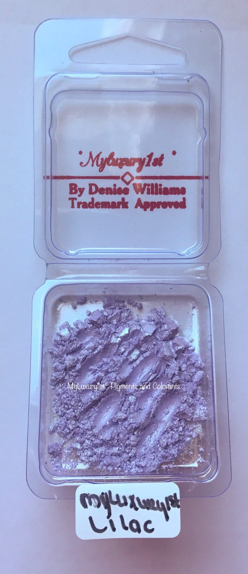 New Lilac Lavender Mica by Denise My Luxury First Pigments and image 0