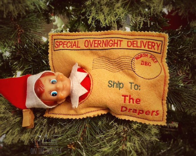 Elf Overnight Delivery