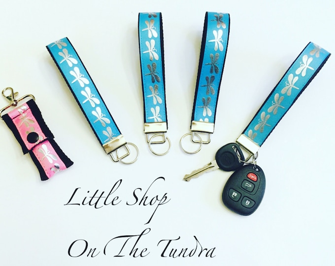 Little Shop Key Fob