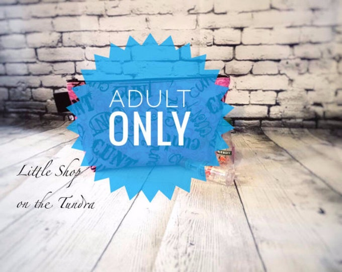 Adult Only - I'm Sorry I C*nt Hear You - Cosmetic Pouch