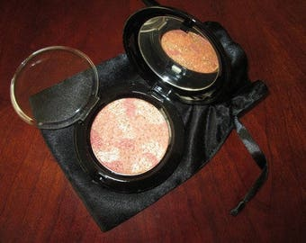 Bronzed Beauty Highlighting  Compact W/mirror
