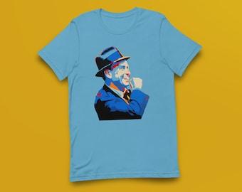 Frank Sinatra Contemporary Fine-Art Short-Sleeve Unisex T-Shirt