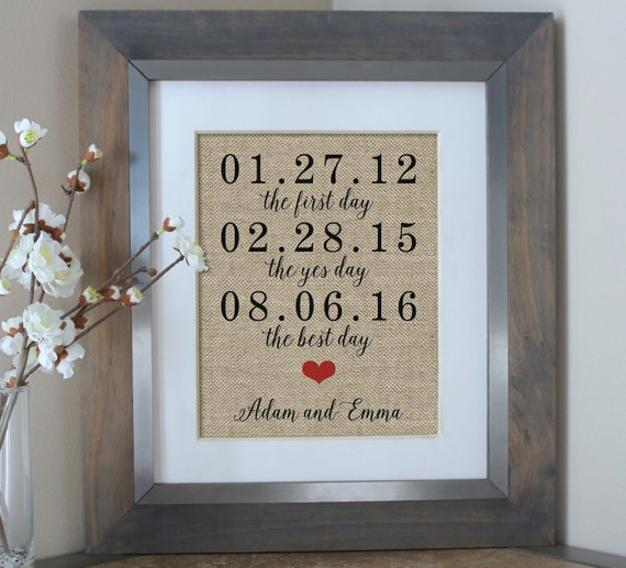 Wedding Gift, Husband Gift, Anniversary Gifts for Men, Personalized ...